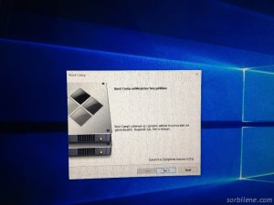 bootcamp windows kurulumu