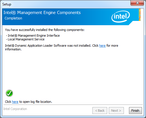 Intel R Management Engine Interface Driver Xp Download
