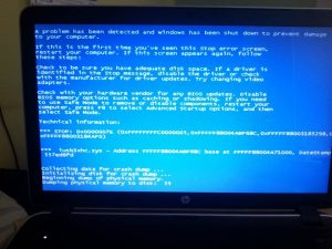 iusb3xhc.sys mavi ekran hatası